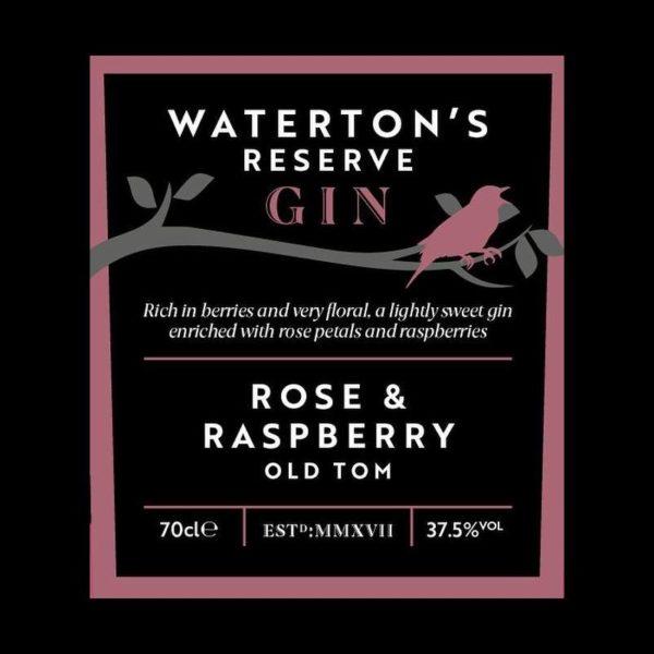 Rose & Raspberry Old Tom Gin