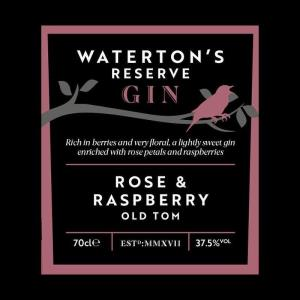 Rose & Raspberry Old Tom - Watertons Reserve Gin