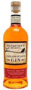 Blood Orange Gin Waterton's Reserve