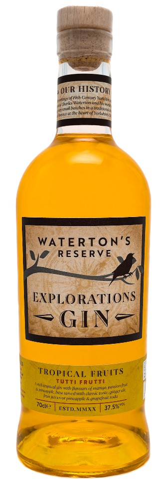 Explorations Gin Tutti Frutti Waterton's Reserve