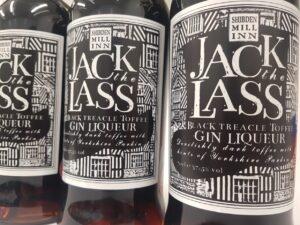 Shibden Mill Jack The Lass Bespoke Gin